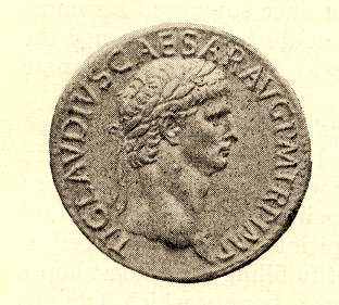 Coin of Claudius