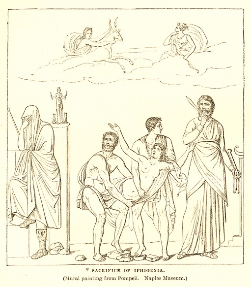 Sacrifice of Iphigeneia