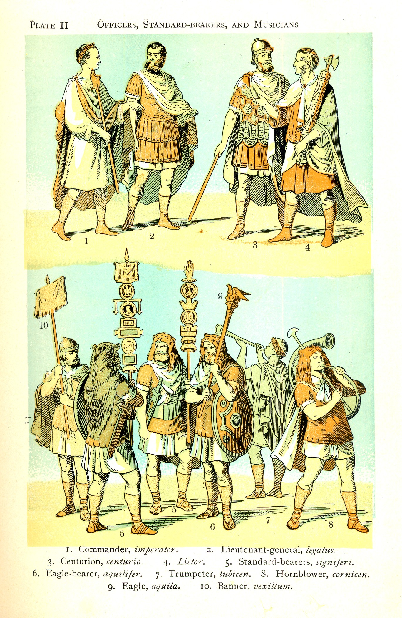 Roman soldiers I