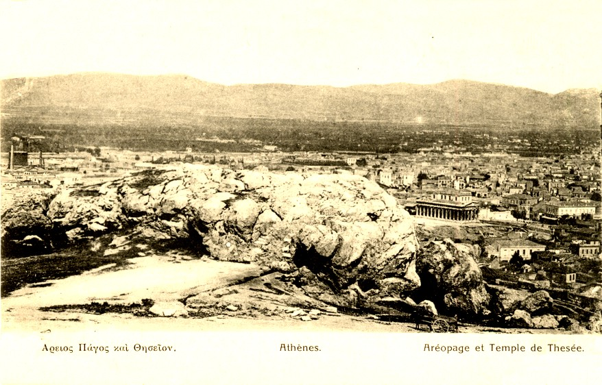 Hill of the Areopagus